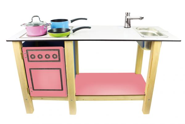 Die Matschküche premium Grohe - pastell -