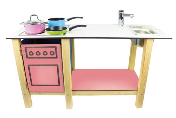 Die Matschküche premium Schell - pastell -
